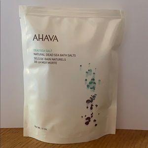 Ahava Deadsea Salt Bath Salts